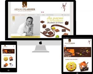 Arnaud Larher Pâtissier MOF