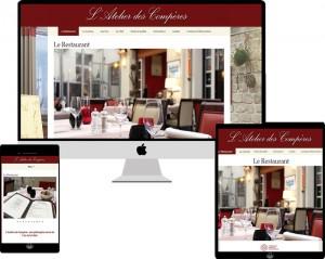 Restaurant L'Atelier des Compères