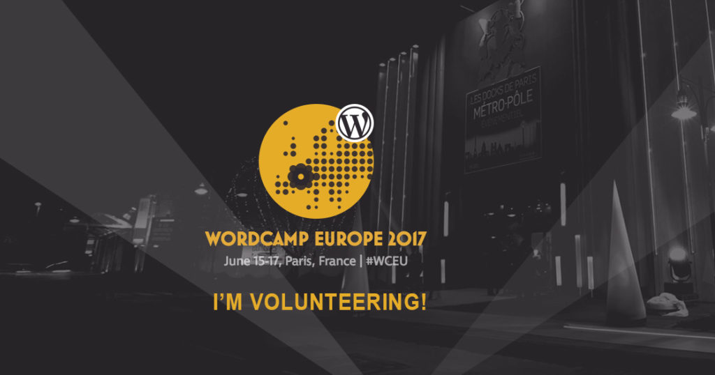 WordCamp Europe Paris