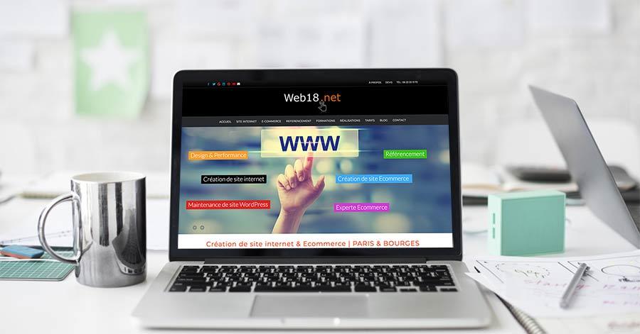 Expert site WordPress Paris