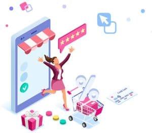 Création boutique de vente en ligne à Paris